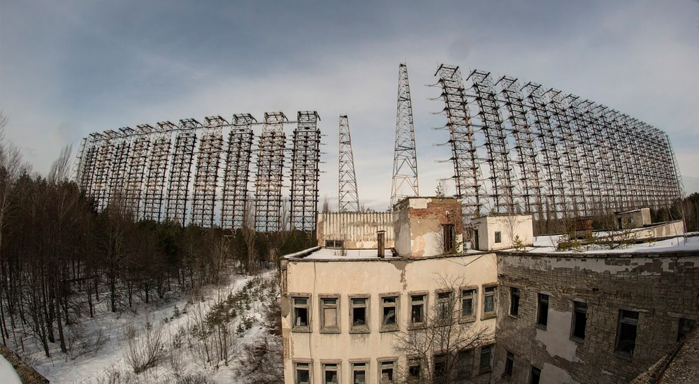 Full Day tour to Chornobyl Zone