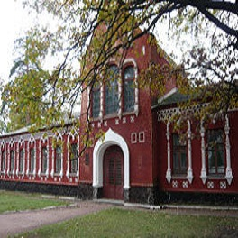 Local History Museum in Boyarka (Memorial Museum of M.Ostrovskoho)